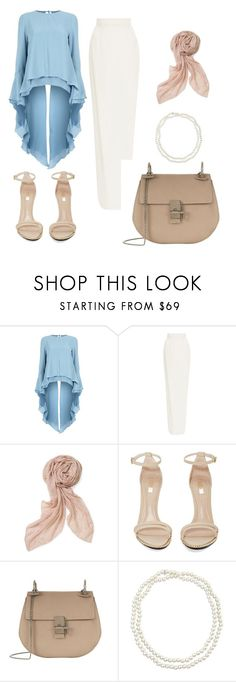 """""""Untitled #9"""" by sousou2578 on Polyvore featuring Antonio Berardi, Monique Lhuillier, Stella & Dot, Jeffrey Campbell, Chloé and Chico's"""