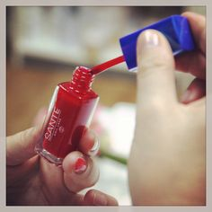 ¡Cómo nos gustan los nuevos esmaltes de uñas de Sante!