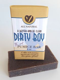 clean Dirty Boy Mechanics gardeners farmers fishermen factory workers chefs natural soap Amish country natural organic handmade traditional family USA America