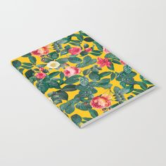 Check out society6curated.com for more! I am a part of the society6 curators program and each purchase through these links will help out myself and other artists. Thanks for looking! @society6 #floral #flowers #botanical #organic #flower #shopping #fashion #style #sketch #sketching #paper #sketchbook #student #artist #art #buyart #yellow #green #red #pink #bloom #leaves #leaf