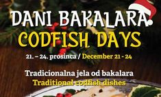 It is about to get fishy in Dubrovnik – Codfish Days on the way