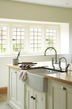 This makes me think of that 110 year old house we looked at. This would have been a great remodel for that kitchen w/o having to make huge structural changes.