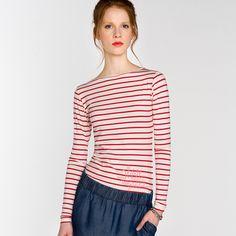 Long Sleeve T-Shirts – a unique product by LotteVoss on DaWanda