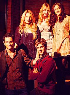 first season gossip girl!