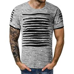 4f8a0ed0de315d ODRD Clearance Sale Herren Weste Vest T-Shirts Frühling Sommer Herren Sommer  Casual Druck Reißverschluss