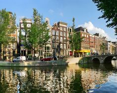 """Amsterdam: The city whose name is usually followed up by """"you can get soooo fucked up there."""" That, or """"Where that Anne Frank girl hung out."""""""