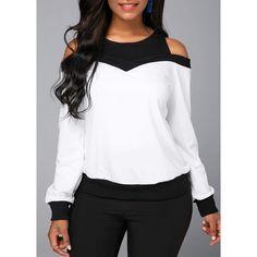 39efb5e22a47c New Top ❤️Like it   roseweofficial  rosewe Fashion Sweatshirts