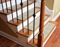 Best Using Flor Carpet Tiles To Carpet Stair Treads Http Www 400 x 300