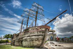 Araha Pirate Ship