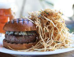 New York's best burger recipe