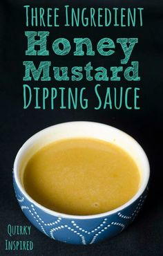 Love to tailgate? Check out this 30 second honey mustard sauce recipe! #clubtysonffl #ad