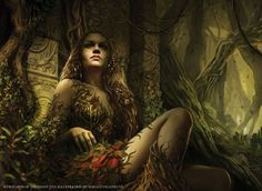 Cosplay: Titania 1.0 by MJ Scott   GatheringMagic.com - Magic: The Gathering Website