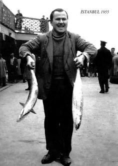 Balıkçı  (1955) #istanbul #istanlook