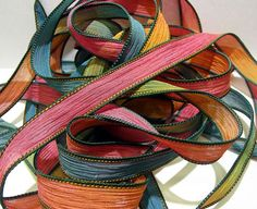 Quench 42 inch silk ribbon By Color Kissed by ColorKissedSingles, $3.00