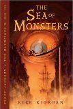 Sea of Monsters by Riordan, Rick [Paperback] by Rick.. Riordan http://www.amazon.com/dp/B009O35GZS/ref=cm_sw_r_pi_dp_Jsldvb1MS21QV