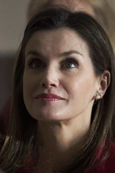 Queen Letizia of Spain Photos - Queen Letizia of Spain attends The Commemoration of Capitulations of Valladolid at the Miguel Delibes Cultural Center on March 22, 2018 in Valladolid, Spain. - Spanish Royals Attend The Commemoration of Capitulations of Valladolid