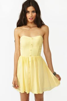 cute summer dress (: