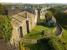 Clitheroe Castle - Wikipedia, the free encyclopedia