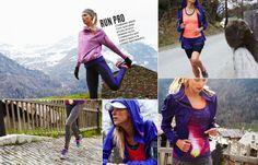 Sweaty Betty | Sportswear | for everything...running, yoga, swim, ski, dance, etc.