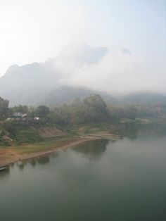 Morning mist, Nong Kiaow by travelfishery, via Flickr.