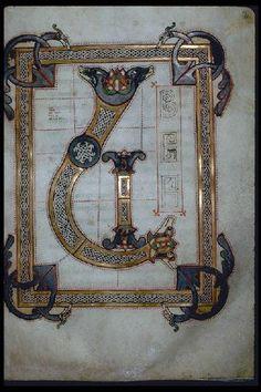 Evangéliaire 09e siècle