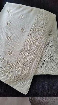 Resultado de imagem para tulip lace knitting pattern
