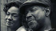 'Fences': Denzel Washington e Viola Davis aparecem juntos no primeiro cartaz do filme