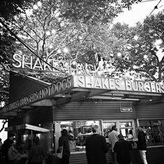 Shake Shack Madison Square Park