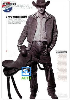 Ty Murray. Only my favorite bull rider ever!