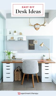 10 Desks You Can Make In Less Than a Minute (Seriously!)