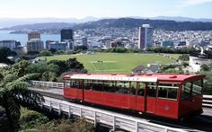 new zealand | Wellington New Zealand - Around The World Photography Desktop ...