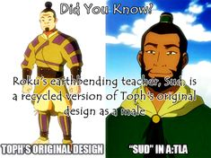 avatar the last airbender | Avatar: The Last Airbender (and The Legend of Korra) Fun Facts