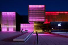 International Centre for the Arts Jose de Guimarães / Pitagoras Arquitectos