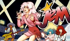 80s cartoon Jem and the Holograms to be remade into a live action film  Truly Outrageous!