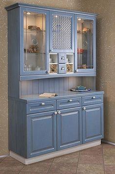 Буфет — классика кухонной мебели — Все о мебели и интерьере