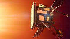 ESA Science & Technology: Artist's impression of Solar Orbiter