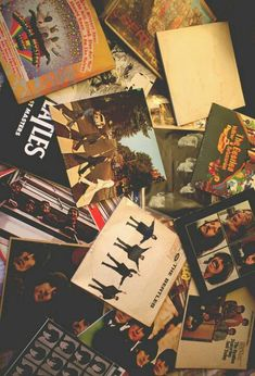 albums! the beatles