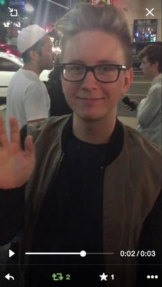 Troyler is together