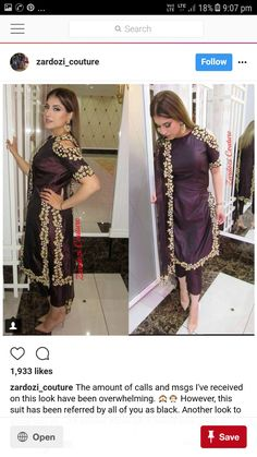 Beautiful punjabi designer suit meterial  avilable in different colours intrested buyers can msg me on my fb account komalrajora@gmail.com or leave a comment below