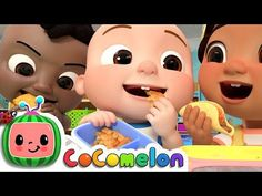 The Lunch Song | CoCoMelon Nursery Rhymes & Kids Songs - YouTube