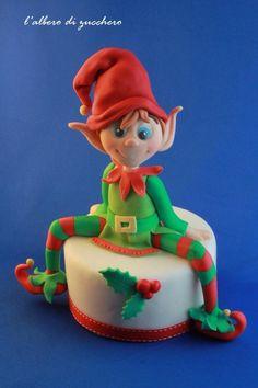 He is ready! - Cake by L'albero di zucchero