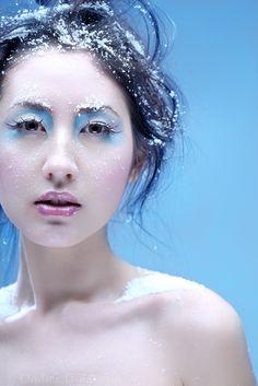 Ice Queen Eden - by Ondine Goldswain