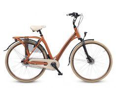 Sparta Sense - stadsfiets. Stoer, sportief en praktisch, deze fiets is het allemaal.