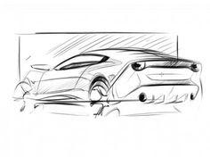 Automotive design quick line work