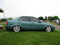 Modified+Protege5 | 2002 Mazda Protege LX - Pictures - 2002 Mazda Protege LX picture ...