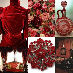 Beautiful Pictures with a English, Victorian, Scottish and Irish twist victorian red fashion brooch scent.  www.ouwbollig.eu  https://www.facebook.com/ouwbollig.eu