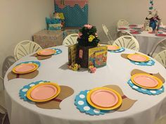 The Berenstain Bears Table