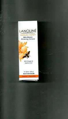 Lanoline Skin Renew Firming Serum with Collagen & Vitamin C & E IMPORTED FROM NEW ZEALAND - (Suitable for all skin types).