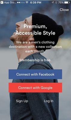 Designing for mobile app commerce
