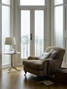 diy frosted window films